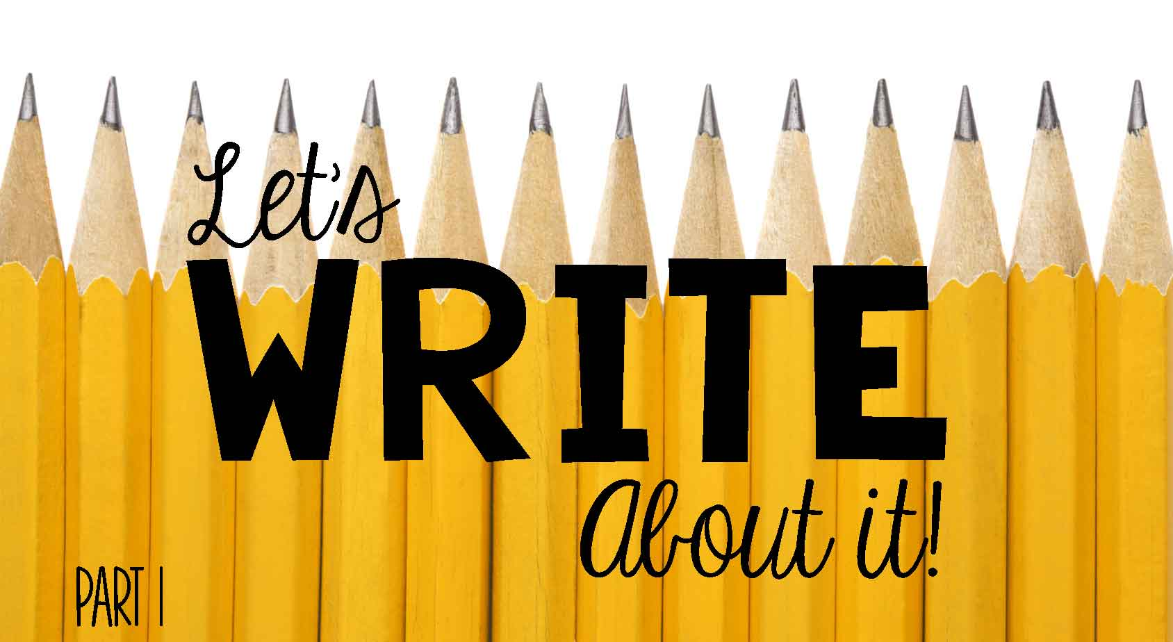 Premise Indicator Words: Let's Write About It- Part 1